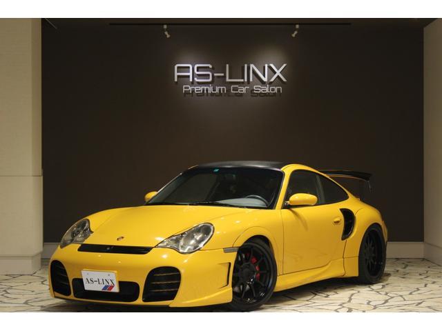 ポルシェ 911 911ターボ 4WD エアロ イノテック可変マフラー