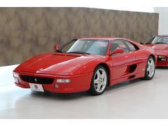 フェラーリ 355F1ベルリネッタ XRシャーシ F1 左ハンドル