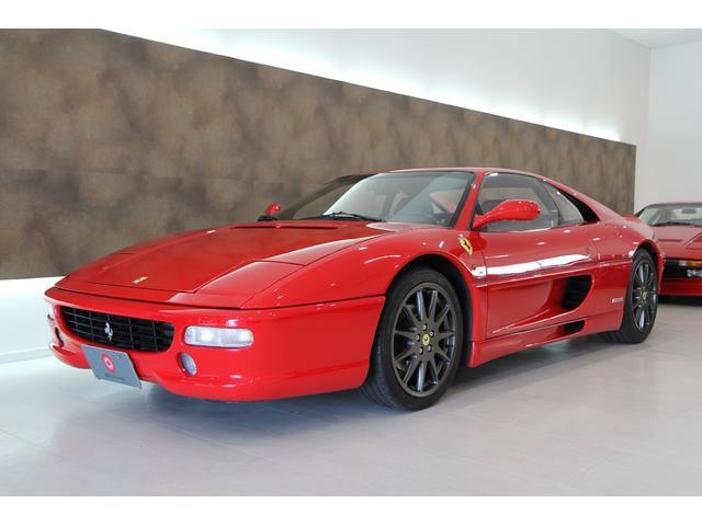 「フェラーリ」「フェラーリ 355F1」「クーペ」「愛知県」の中古車