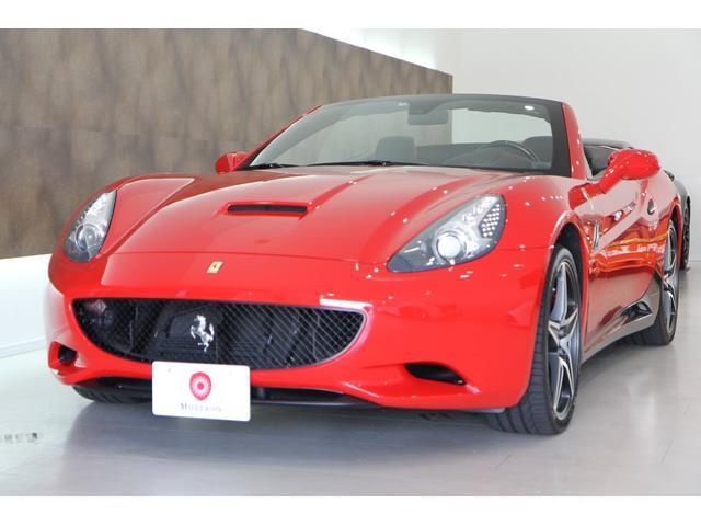 「フェラーリ」「カリフォルニア」「オープンカー」「愛知県」の中古車