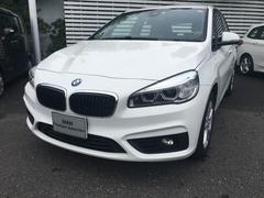 BMW218iアクティブツアラー コンフォートP パーキングP