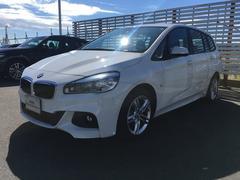 BMW218dグランツアラー Mスポーツ コンフォート 弊社レンタ