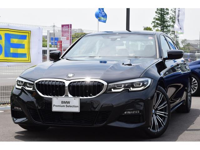 BMW 320i Mスポーツ ヴァーネスカレザー コニャック