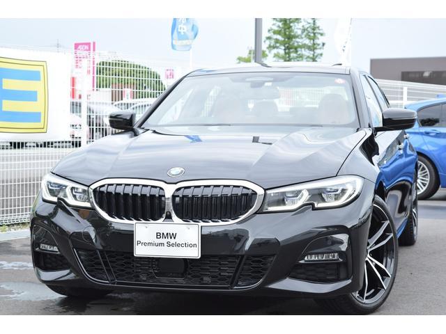 BMW 320d xDrive Mスポーツ 認定中古車全国2年保証付 イノベーションパッケージ コンフォートパッケージ ハイラインパッケージ ガラスサンルーフ パーキングアシストプラス ヴァーネスカレザーコニャック レンタカーアップ