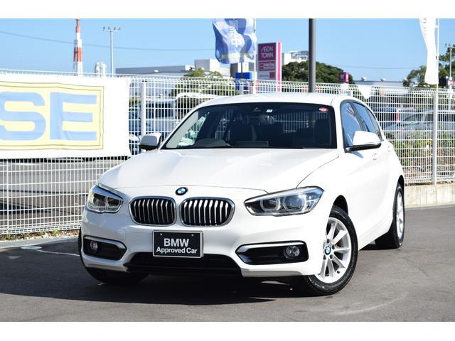 BMW 118i スタイル 認定中古車全国1年保証付 パーキングサポートパッケージ ワンオーナー車