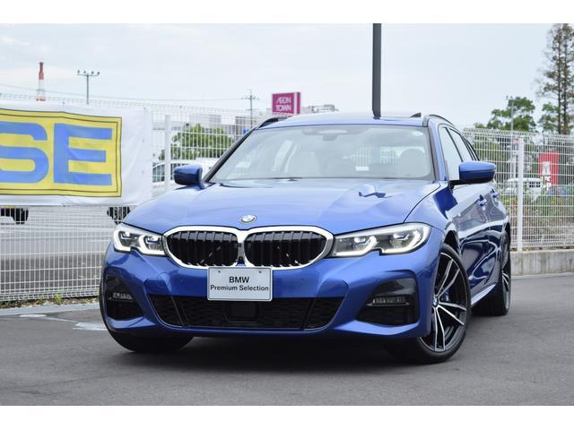 BMW 320d xDriveツーリング Mスポーツ 認定中古車全国2年保証付 ファストトラックパッケージ イノベーションパッケージ サウンドパッケージコンフォートパッケージ パノラマガラスサンルーフ パーキングアシストプラス デモカーアップ