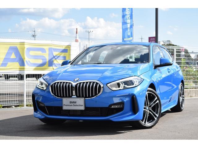BMW 118i Mスポーツ 認定中古車全国2年保証付 ナビゲーションパッケージ コンフォートパッケージ ドライビングアシスト パーキングアシスト レンタカーアップ