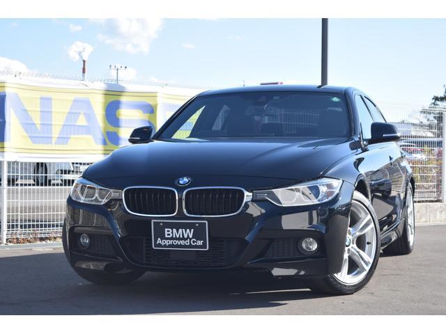 BMW 320i Mスポーツ 認定中古車全国1年保証付 アクティブクルーズコントロール ワンオーナー車
