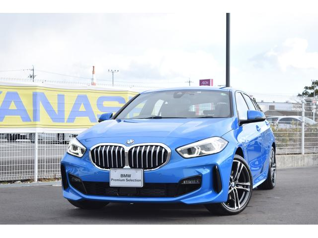 1シリーズ(BMW) 118i Mスポーツ 認定中古車全国2年保証付 ナビゲーションパッケージ ワンオーナー車 中古車画像