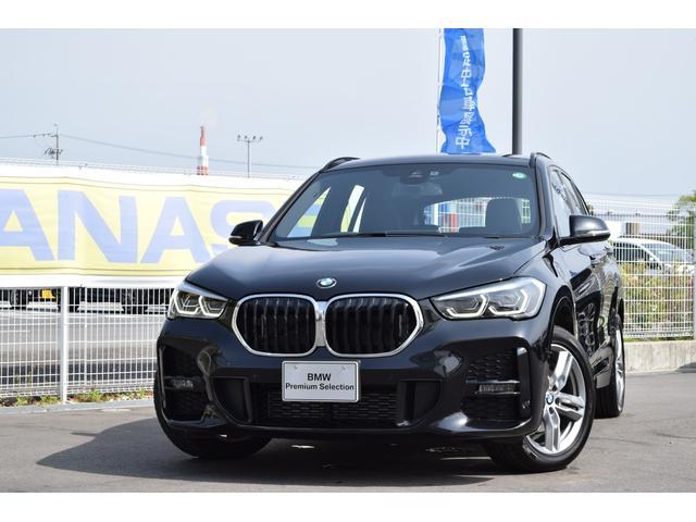 BMW X1 xDrive 18d Mスポーツ 認定中古車全国2年保証付 アドバンスドアクティブセーフティーパッケージ デモカーアップ