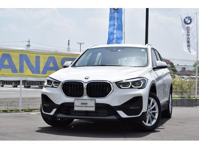 BMW X1 xDrive 18d 認定中古車全国2年保証付 アドバンスドアクティブセーフティーパッケージ レンタカーアップ