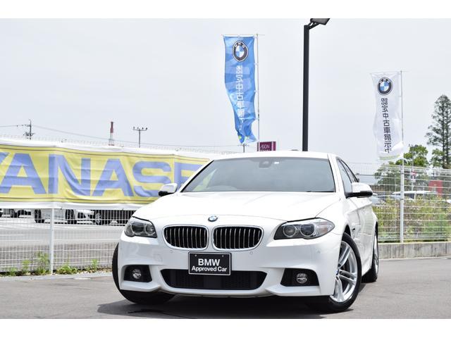 BMW 523d Mスポーツ 認定中古車全国1年保証付 ワンオーナー車