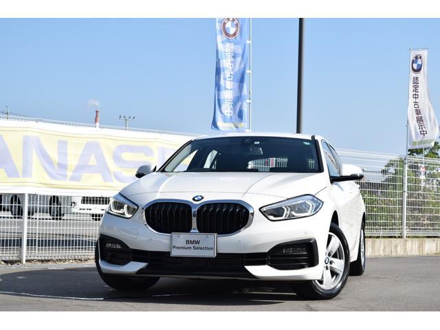 BMW 118d プレイ エディションジョイ+ 認定中古車全国2年保証付 ナビゲーションパッケージ コンフォートパッケージ ストレージパッケージ デモカーアップ