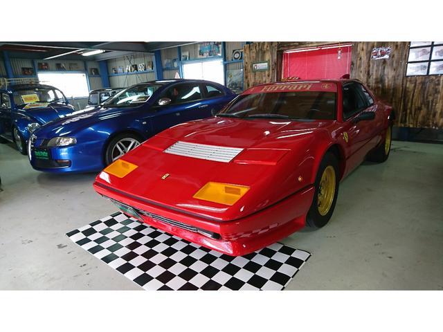 「フェラーリ」「512BB」「クーペ」「愛知県」の中古車