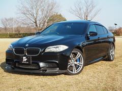 BMWM5 純正20インチ 黒革 SR カーボンスポイラー