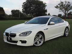 BMW640iクーペ サンルーフ MスポーツPKG LEDヘッド