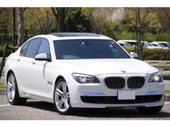 BMW740i Mスポーツパッケージ 禁煙車 黒革シート