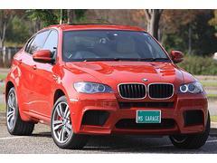 BMW X6 M4.4Lツインターボ 4WD SR リアエンターテイメント
