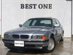 BMW750iL 1オーナー 実走行 走行3万キロ
