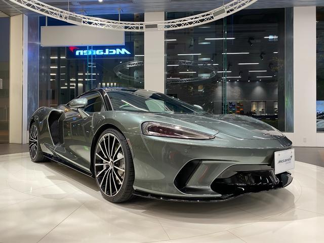 GT(マクラーレン) リュクス 右ハンドル マクラーレン認定中古車 車検2023年11月 中古車画像