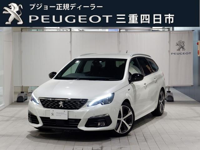 プジョー SW GT ブルーHDi 認定中古車 試乗車 8AT