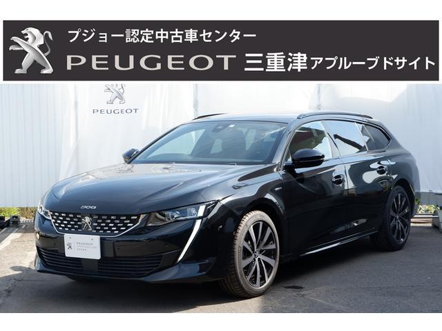 プジョー 508 SW GTライン 認定中古車 ワンオ-ナ- ナビゲ-ション ETC2,0