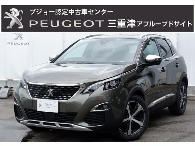 プジョー GT ブルーHDi ファーストクラスパッケ-ジ認定中古車 ワンオ-ナ-
