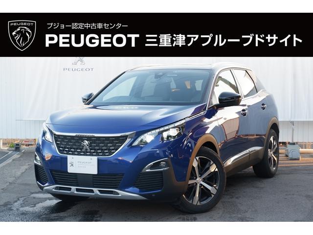 プジョー 3008 GTライン ブルーHDi