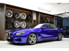BMW M6グランクーペ 左H カーボンブレーキ カーボンルーフ