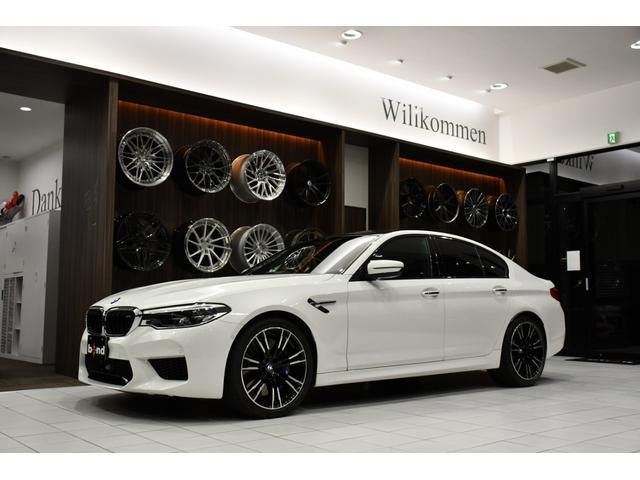 BMW M5 コンフォートPKG カーボンルーフ