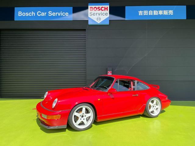 ポルシェ 911カレラRS ベースバージョン ミツワ物正規ディーラー車