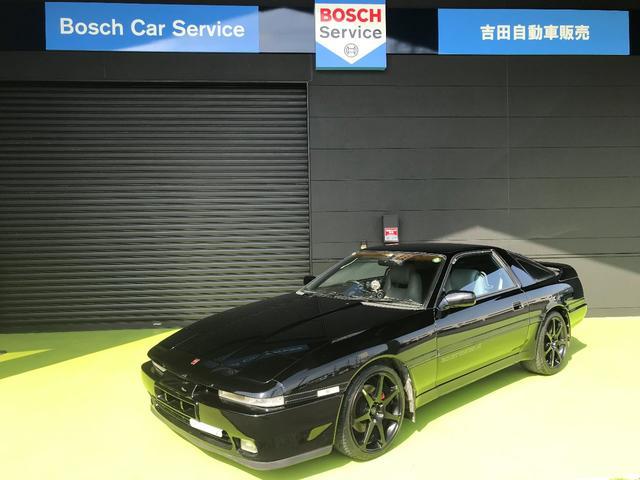 トヨタ スープラ 3.0GTターボA 後期モデル 500台限定車