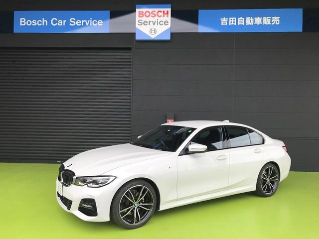BMW 3シリーズ 320i Mスポーツ デビューPKG・コンフォートPKG装着車 ヘッドアップディスプレイ