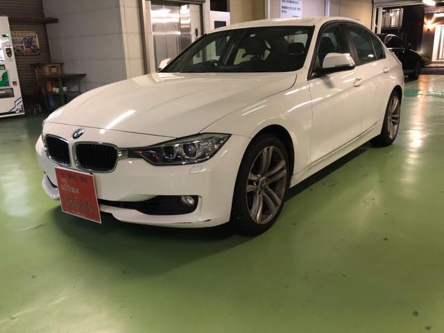 BMW 320i 法人買い取り車両