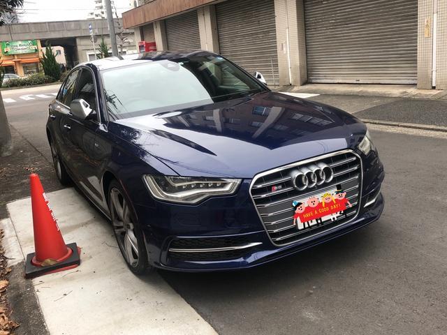 「アウディ」「アウディ S6」「セダン」「愛知県」の中古車