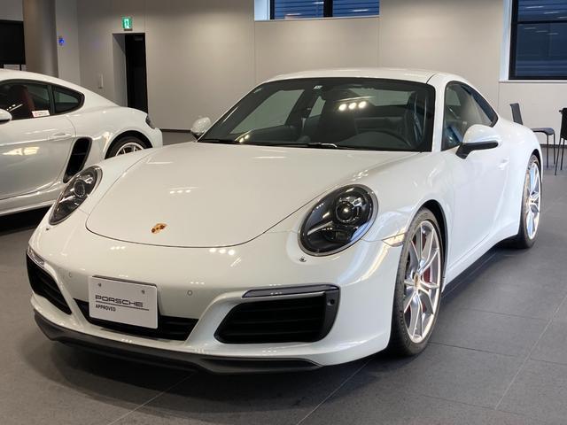 ポルシェ 911 911カレラS 7速MT PASMスポーツシャーシ スポークロノパッケージ ブラックレザーシート ポルシェダイナミックライトシステム ポルシェエントリー&ドライブ