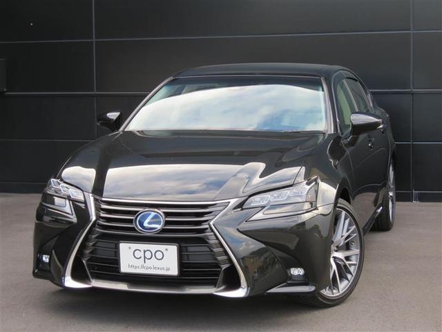 レクサス GS GS300h バージョンL CPO認定中古車 アイボリーレザー