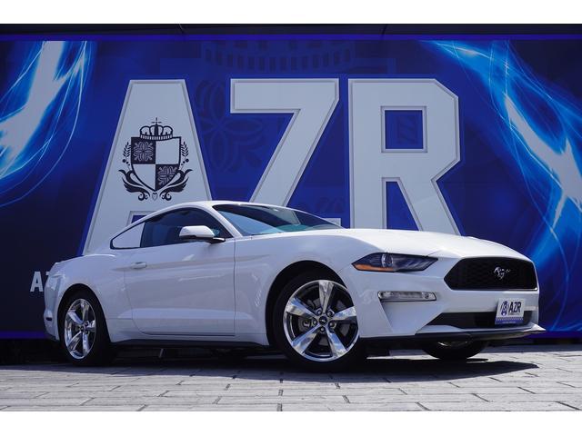 フォード  走行証明書付き プレミアム ファストバック アダプティブクルーズコントロール デジタルメーター アップルカープレイ アンドロイドオート モード切替 オプション19AW リアウィンドウルーバー