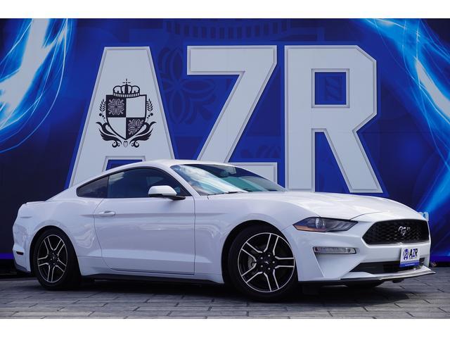 フォード  エコブースト プレミアム 走行証明書 国内未登録 AT10速 アップルカープレイ アンドロイドオート 9スピーカーサウンドシステム 電動レザーシート 各部カーボン調フィルム ルーフブラックフィルム