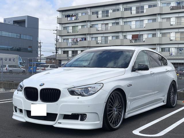 BMW 550iグランツーリスモ