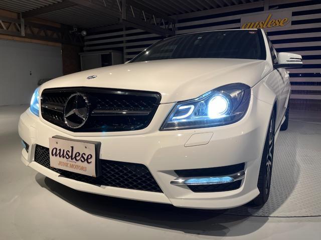 Cクラス(メルセデス・ベンツ) C180ブルーエフィシェンシーアバンギャルド AMGスポーツパッケージ+ 中古車画像
