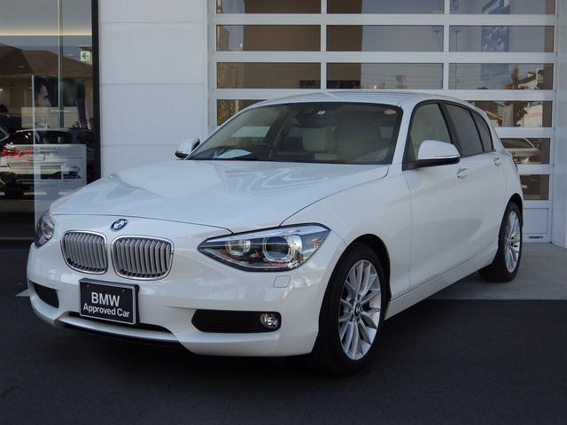 BMW 116i ベージュ革 ファッショニスタ 限定390台