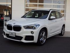 BMW X1xDrive 18d Mスポ ディーゼル ナビカメラ Cソナ