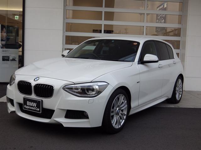 BMW 116i Mスポーツ 直4 1.6Lガソリンターボ 地デジ