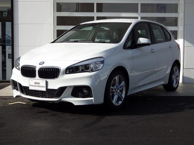 BMW 218dアクティブツアラー ディーゼル Mスポ HDDナビ