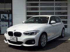 BMW 118i Mスポーツ 1.5Lターボ ナビ・Bカメラ PDC