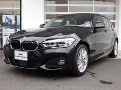 BMW118d Mスポーツ 2Lディーゼルターボ 純ナビ ACC