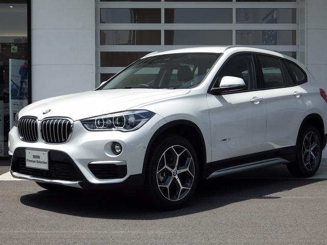 BMW xDrive18d xライン コンフォートP アドバンスドP