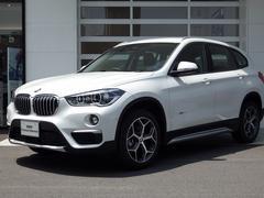 BMW X1xDrive18d xライン コンフォートP アドバンスドP