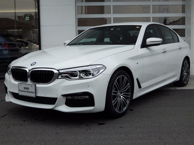 BMW 523iMスポ 2Lターボ 純ナビ Bカメ ACC 19AW
